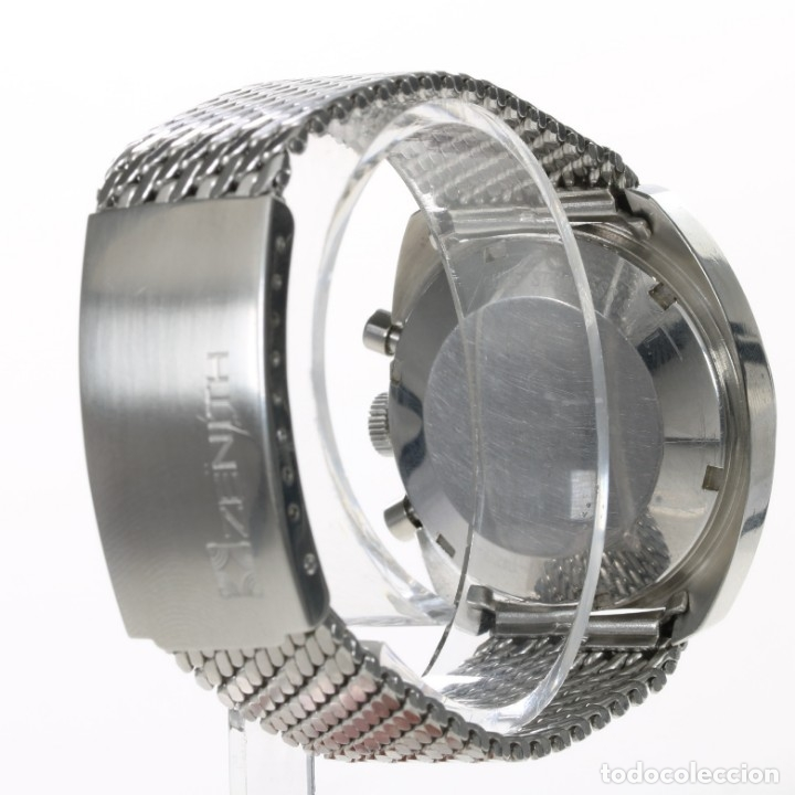 Relojes - Zenith: Zenith El Primero 1970s ref 01-2010-415 + Caja - Foto 5 - 175615078