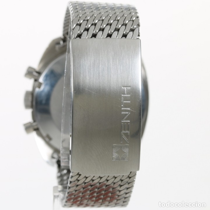 Relojes - Zenith: Zenith El Primero 1970s ref 01-2010-415 + Caja - Foto 7 - 175615078