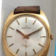 Relojes - Zenith: RELOJ VINTAGE ORO AMARILLO 18 KILATES 1950-1959. Lote 177688494