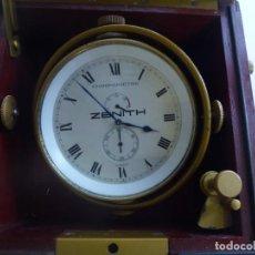 Relojes - Zenith: RELOJ NÁUTICO ZENITH CHRONOMETRE. BAKER LYMAN NAUTICAL INSTRUMENTS. Lote 186782948