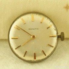 Relojes - Zenith: ZENITH CALIBRE + ESFERA ANDA Y PARA CLASICO N14. Lote 187621501
