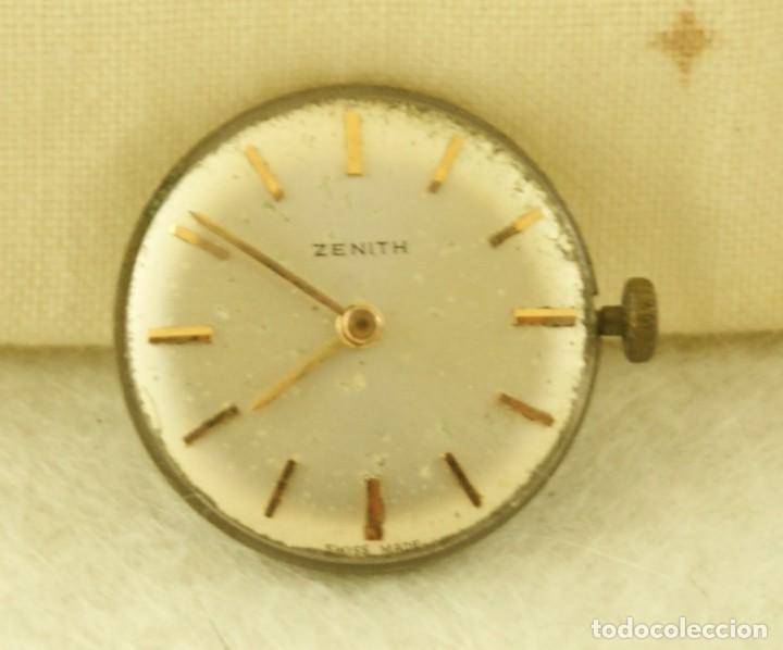 Relojes - Zenith: ZENITH CALIBRE + ESFERA ANDA Y PARA CLASICO N14 - Foto 2 - 187621501