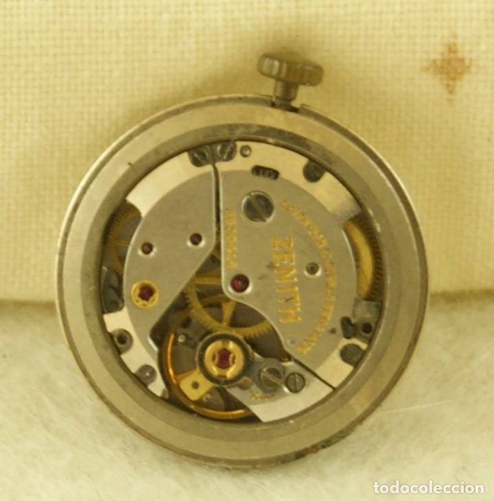 Relojes - Zenith: ZENITH CALIBRE + ESFERA ANDA Y PARA CLASICO N14 - Foto 3 - 187621501