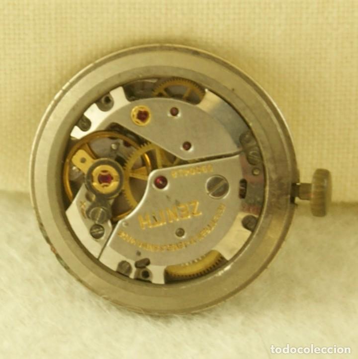 Relojes - Zenith: ZENITH CALIBRE + ESFERA ANDA Y PARA CLASICO N14 - Foto 4 - 187621501