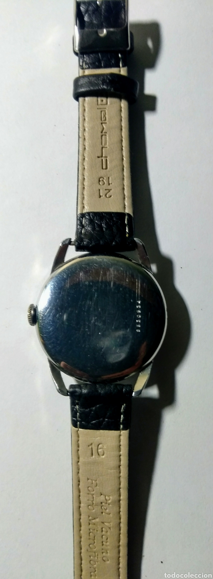 Relojes - Zenith: Reloj Zenith. Manual. Años 60. - Foto 4 - 188823935