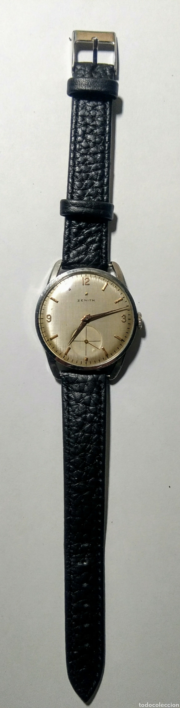 Relojes - Zenith: Reloj Zenith. Manual. Años 60. - Foto 2 - 188823935