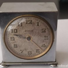 Relojes - Zenith: RELOJ ZENITH SWISS MADE LOS AÑOS 20/30 DESPERTADOR. Lote 190588557