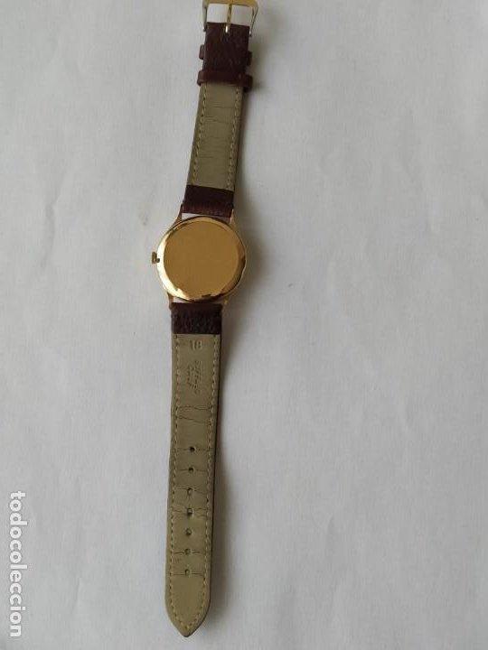 Relojes - Zenith: Vintage RELOJ ZENITH SWISS MADE CAJA DE ORO 18K FUNCIONA PERFECTAMENTE Años 60 - Foto 5 - 190596685