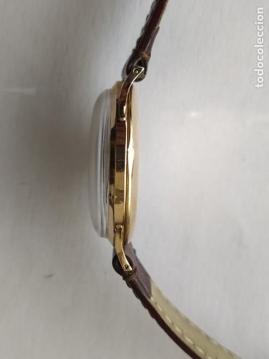 Relojes - Zenith: Vintage RELOJ ZENITH SWISS MADE CAJA DE ORO 18K FUNCIONA PERFECTAMENTE Años 60 - Foto 9 - 190596685