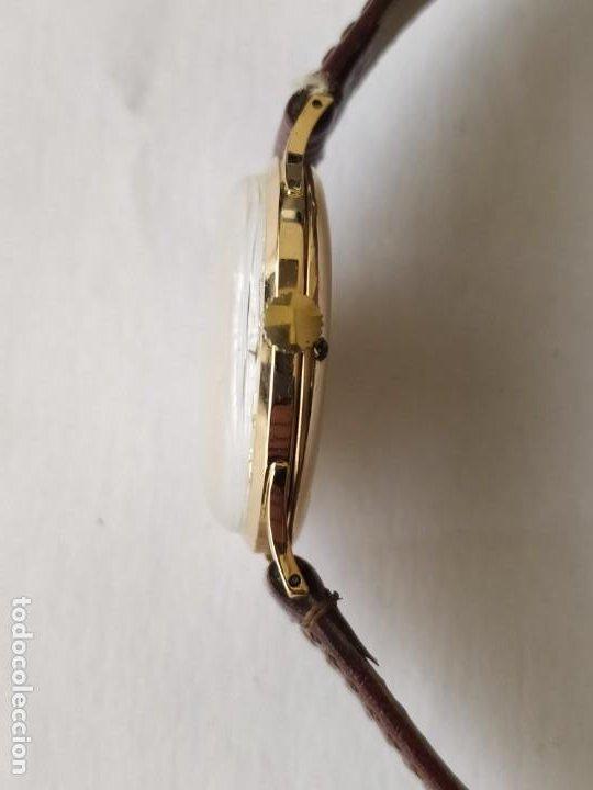 Relojes - Zenith: Vintage RELOJ ZENITH SWISS MADE CAJA DE ORO 18K FUNCIONA PERFECTAMENTE Años 60 - Foto 11 - 190596685