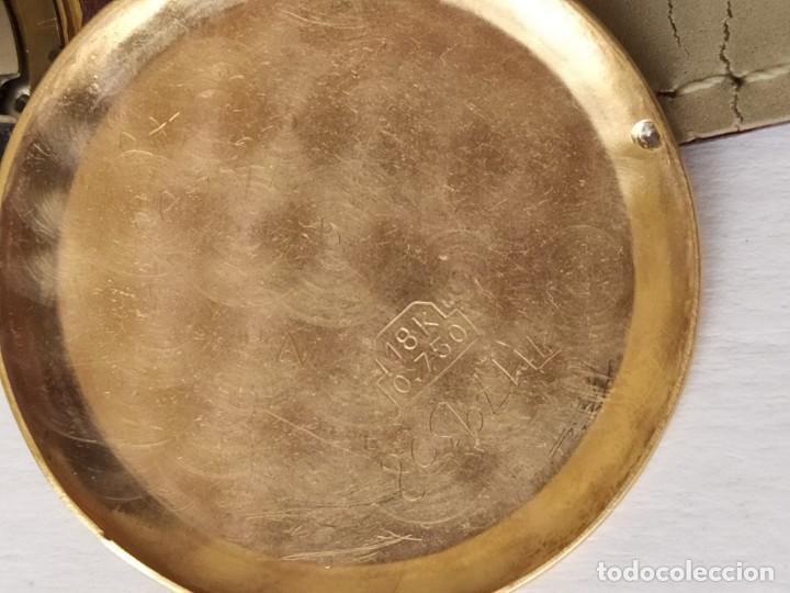 Relojes - Zenith: Vintage RELOJ ZENITH SWISS MADE CAJA DE ORO 18K FUNCIONA PERFECTAMENTE Años 60 - Foto 16 - 190596685