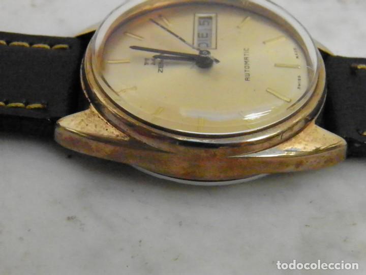Relojes - Zenith: ZENITH AUTOMATICO - Foto 3 - 191820155