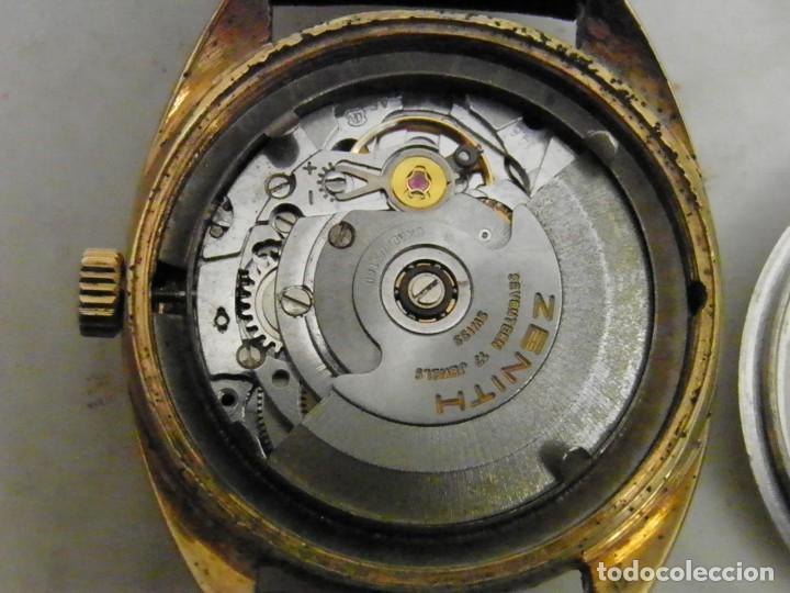 Relojes - Zenith: ZENITH AUTOMATICO - Foto 5 - 191820155