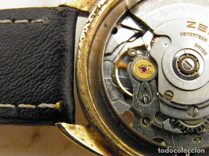 Relojes - Zenith: ZENITH AUTOMATICO - Foto 7 - 191820155