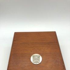 Relojes - Zenith: CAJA DE MADERA RELOJ ZENITH. Lote 193451338