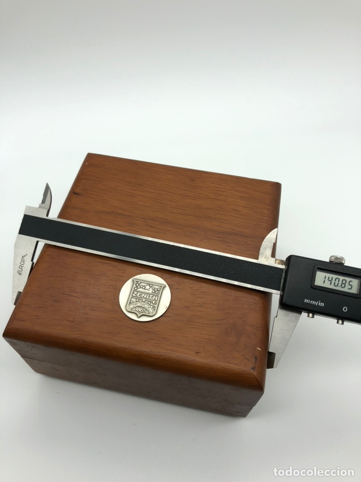 Relojes - Zenith: Caja de madera reloj ZENITH - Foto 5 - 193451338