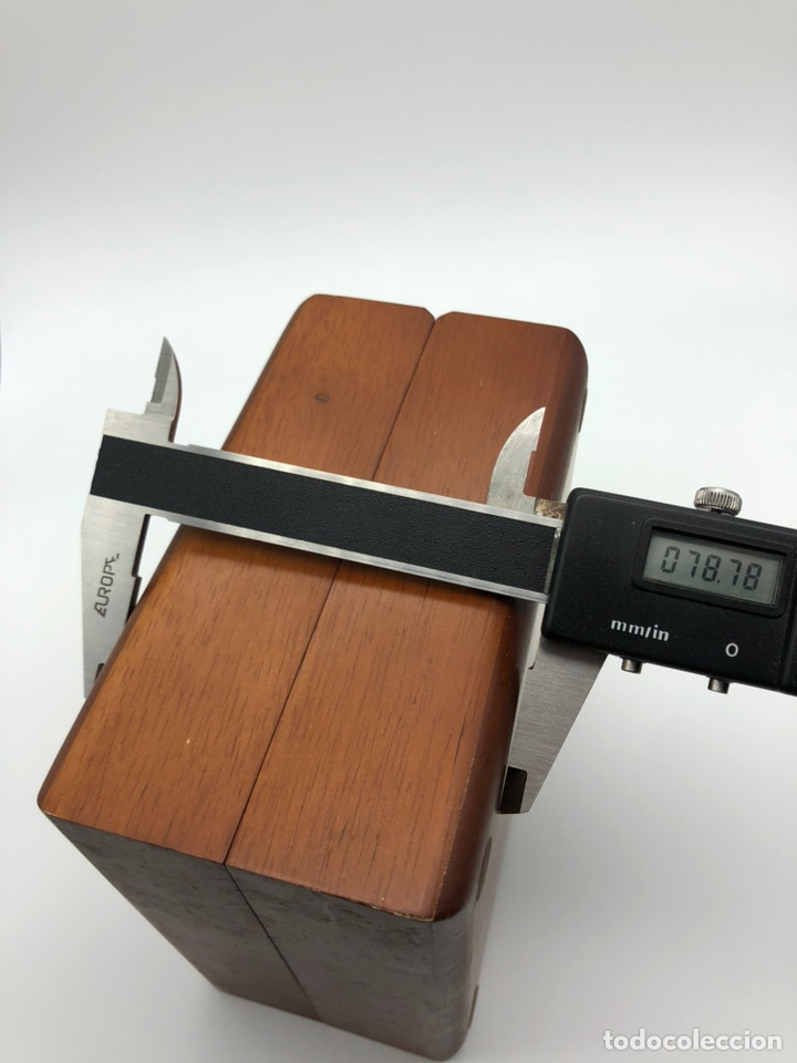 Relojes - Zenith: Caja de madera reloj ZENITH - Foto 6 - 193451338