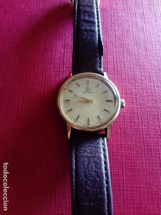 Relojes - Zenith: Elegante Reloj Zenith - Foto 2 - 219344081
