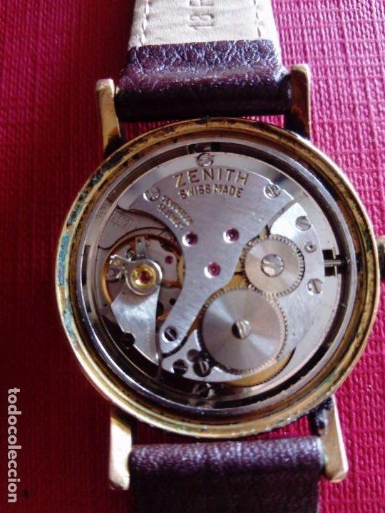 Relojes - Zenith: Elegante Reloj Zenith - Foto 5 - 219344081