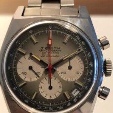 Relojes - Zenith: ZENITH EL PRIMERO A385 ORIGINAL AÑO 1969. Lote 198900053