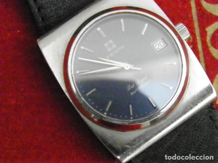 ZENITH PORT ROYAL AUTOMATIC SERIE LIMITADA 490/495 (Relojes - Relojes Actuales - Zenith)