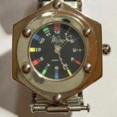 Relojes - Zenith: MICRO RELOJ DE 34 M/M. - C/C. MECANISMO MIYOTA QUARTZ .. Lote 138792490