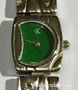 CALVIN CLEIN 21 M/M.-C/C. MAQUINA ETA QUARTZ . PULSERA MAX.195 M/M.( PULSERA GRANDE. ) (Relojes - Relojes Actuales - Zenith)
