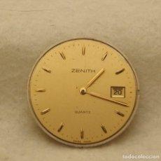 Relojes - Zenith: ZENITH QUARTZ CABALLERO ESFERA + MAQUINA ZENITH 61.6 BASE ETA 255.411. Lote 213946157