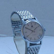 Relojes - Zenith: ZENITH AUTOMATICO ACERO 34MM FUNCIONANDO REVISADO. Lote 217238958