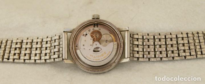 Relojes - Zenith: ZENITH AUTOMATICO ACERO 34MM FUNCIONANDO REVISADO - Foto 15 - 217238958