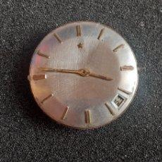 Relojes - Zenith: ANTIGUA MAQUINARIA ZENITH 25 JEWELS MADE IN SWISS NO FUNCIONA .MIDE 29 MM DIAMETRO. Lote 221109783