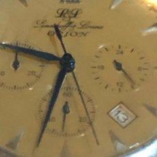 Relojes - Zenith: RELOJ ALEMAN DE LUJO LINNHOFF & LORENZ ADVOKAT CRONO GERMAN LUXURY WATCH. Lote 224713428