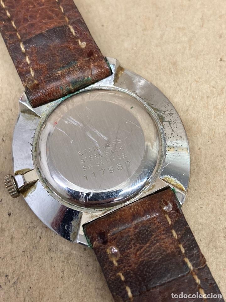 Relojes - Zenith: Reloj Nesvier carga manual vintage - Foto 3 - 224966035