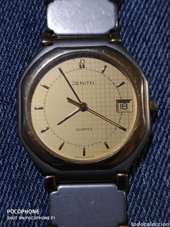 ANTIGUO Y MUY RARO RELOJ SUIZO ZENITH UNISEX (Relojes - Relojes Actuales - Zenith)