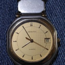 Relojes - Zenith: ANTIGUO Y MUY RARO RELOJ SUIZO ZENITH UNISEX. Lote 229877170