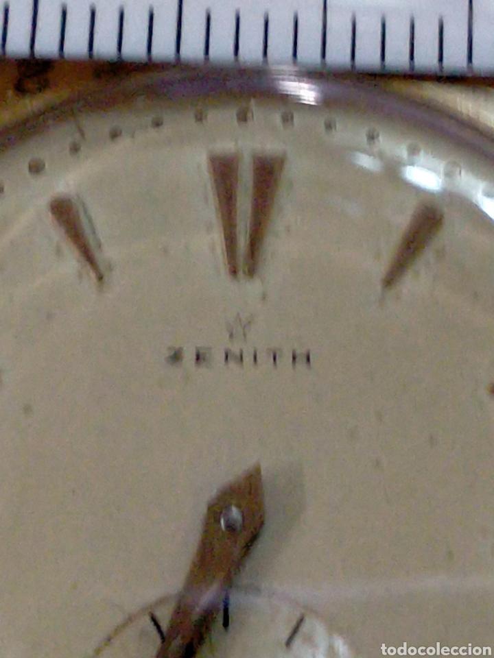 Relojes - Zenith: Reloj de pulsera zenith oro 18k/750 - Foto 2 - 232478880