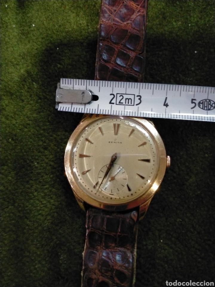 RELOJ DE PULSERA ZENITH ORO 18K/750 (Relojes - Relojes Actuales - Zenith)