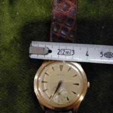 Relojes - Zenith: RELOJ DE PULSERA ZENITH ORO 18K/750. Lote 232478880