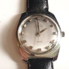 Relojes - Zenith: RELOJ ZINETH AUTOMÁTICO AF/P FUNCIONA BIEN .MIDE 34 MM DIAMETRO. Lote 234283620