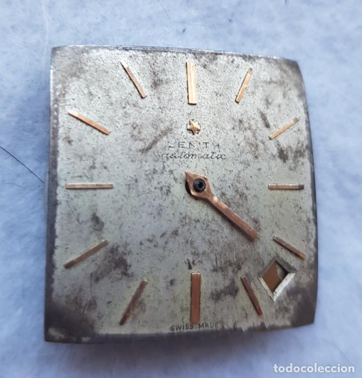 Relojes - Zenith: CALIBRE ZENITH 2532 AUTOMATICO CON ESFERA - Foto 3 - 234391680