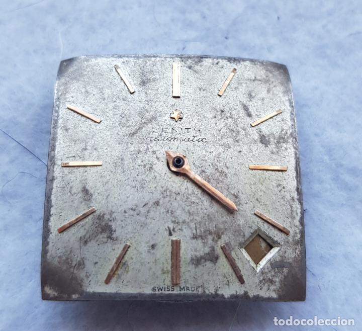 Relojes - Zenith: CALIBRE ZENITH 2532 AUTOMATICO CON ESFERA - Foto 4 - 234391680