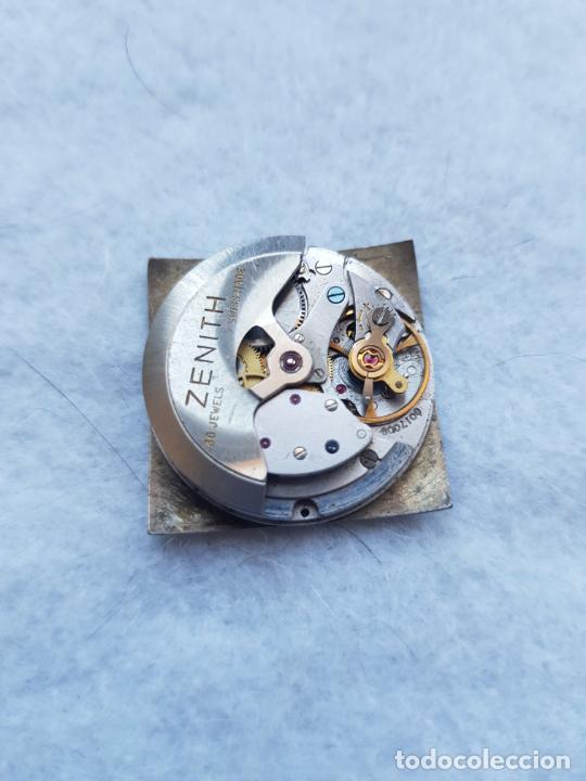 Relojes - Zenith: CALIBRE ZENITH 2532 AUTOMATICO CON ESFERA - Foto 9 - 234391680