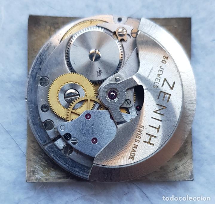 CALIBRE ZENITH 2532 AUTOMATICO CON ESFERA (Relojes - Relojes Actuales - Zenith)