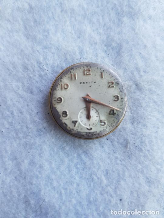 Relojes - Zenith: LOTE DE 3 CALIBRES ZENITH MANUFACTURA CON ESFERA ORIGINAL D3 - Foto 3 - 240606500