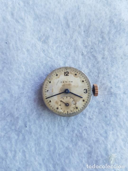 Relojes - Zenith: LOTE DE 3 CALIBRES ZENITH MANUFACTURA CON ESFERA ORIGINAL D3 - Foto 5 - 240606500