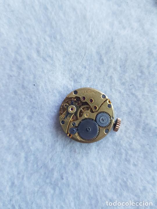 Relojes - Zenith: LOTE DE 3 CALIBRES ZENITH MANUFACTURA CON ESFERA ORIGINAL D3 - Foto 6 - 240606500