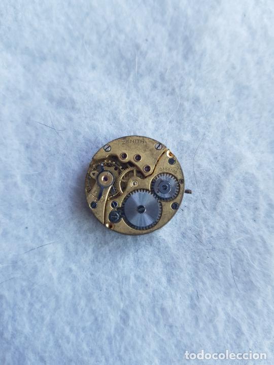 Relojes - Zenith: LOTE DE 3 CALIBRES ZENITH MANUFACTURA CON ESFERA ORIGINAL D3 - Foto 8 - 240606500