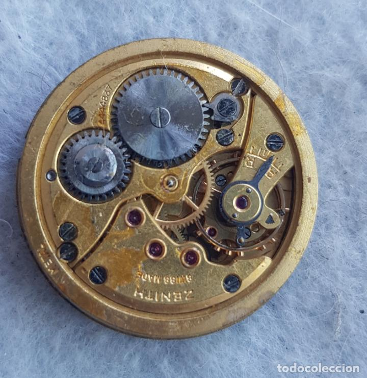 Relojes - Zenith: LOTE DE 3 CALIBRES ZENITH MANUFACTURA CON ESFERA ORIGINAL D3 - Foto 13 - 240606500
