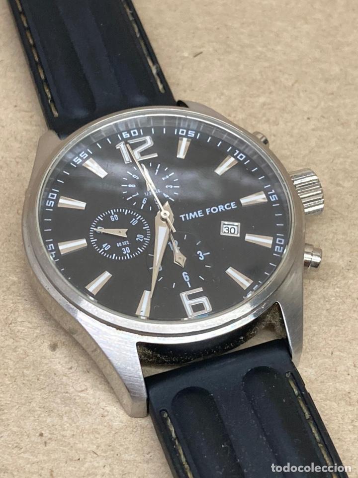 Relojes - Zenith: Reloj Time Forcé chronograph como nuevo se puede vender con caja - Foto 3 - 249279420