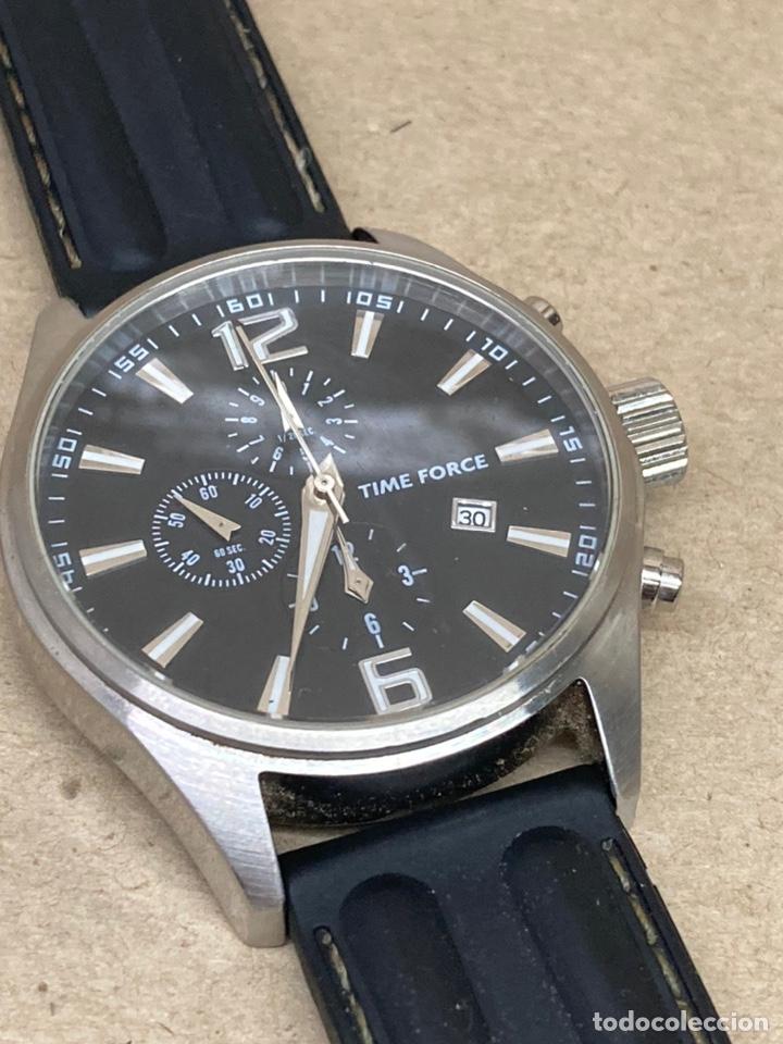 Relojes - Zenith: Reloj Time Forcé chronograph como nuevo se puede vender con caja - Foto 4 - 249279420